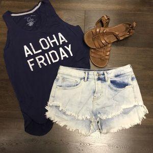 Aloha Friday top